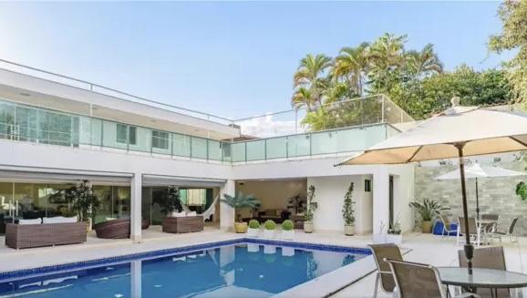 Mansão de R$ 3 milhões em Brasília