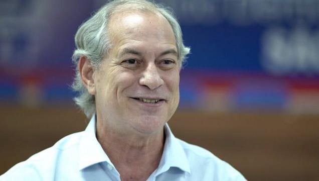Ciro Gomes processa empresário bolsonarista