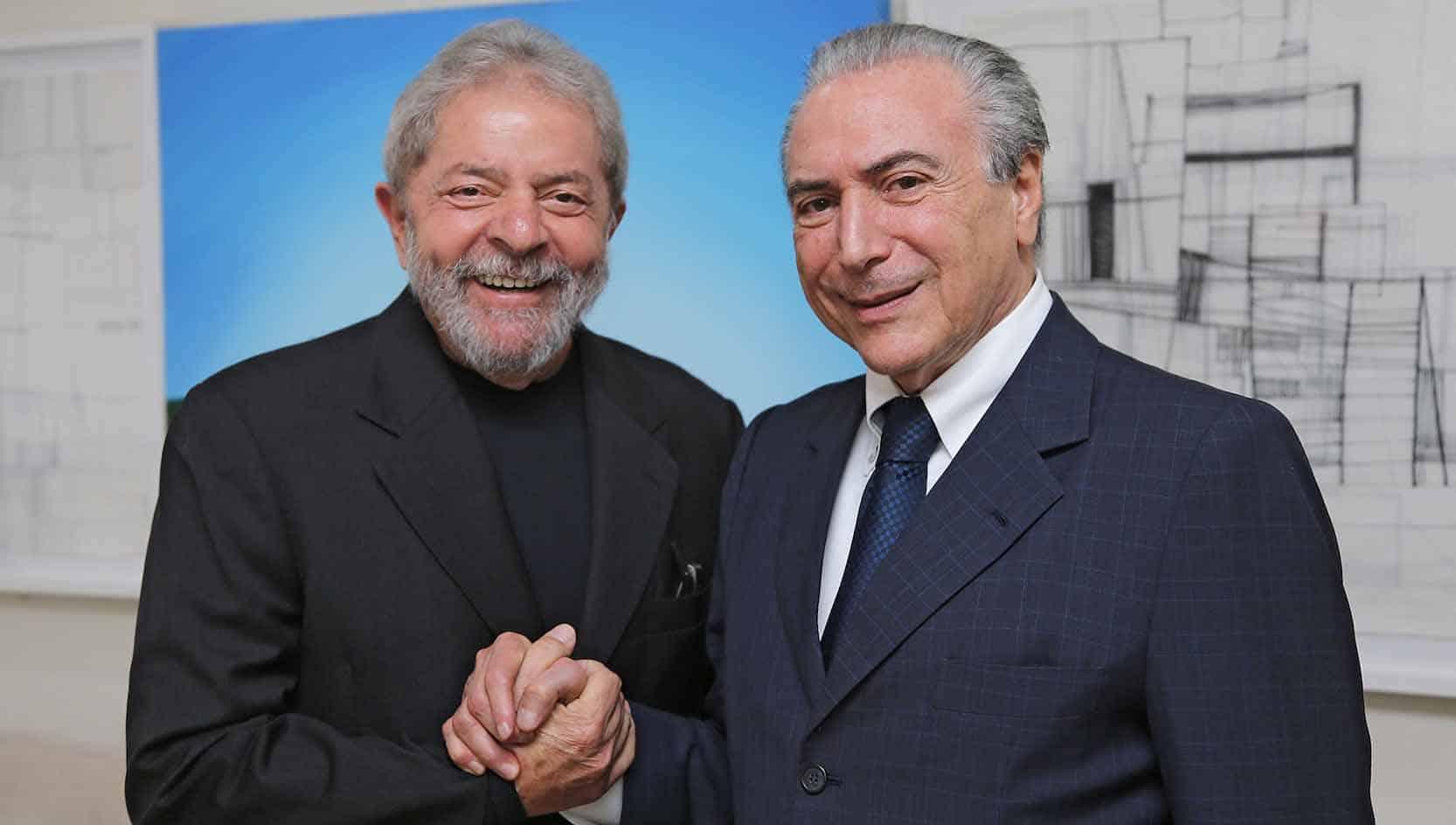 Lula passou pano em escândalo