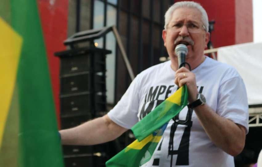 Atos pluripartidários contra Bolsonaro