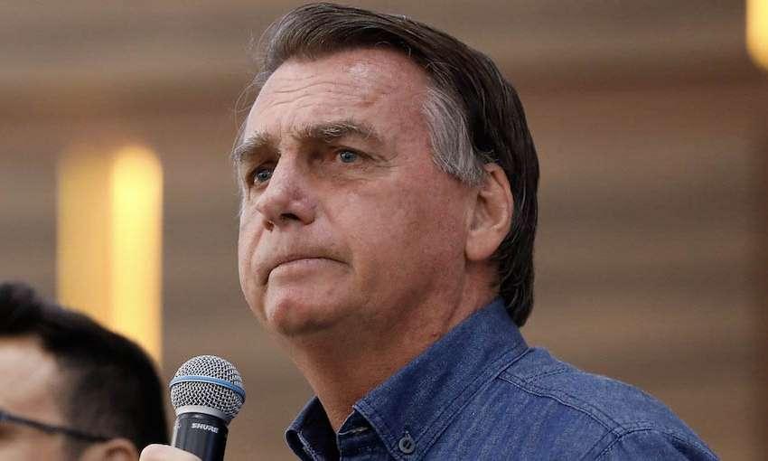 Suposto amante de ex-mulher de Bolsonaro