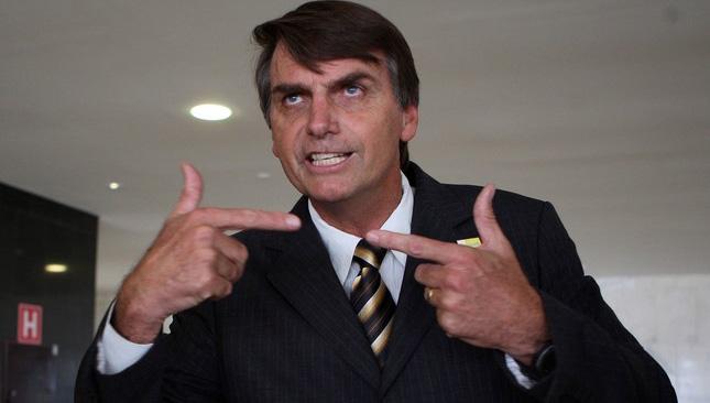 Bolsonaro e Bannon