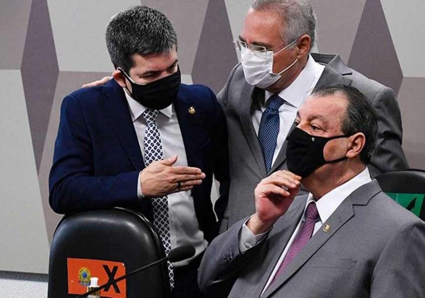 CPI pede prisão de lobista investigado