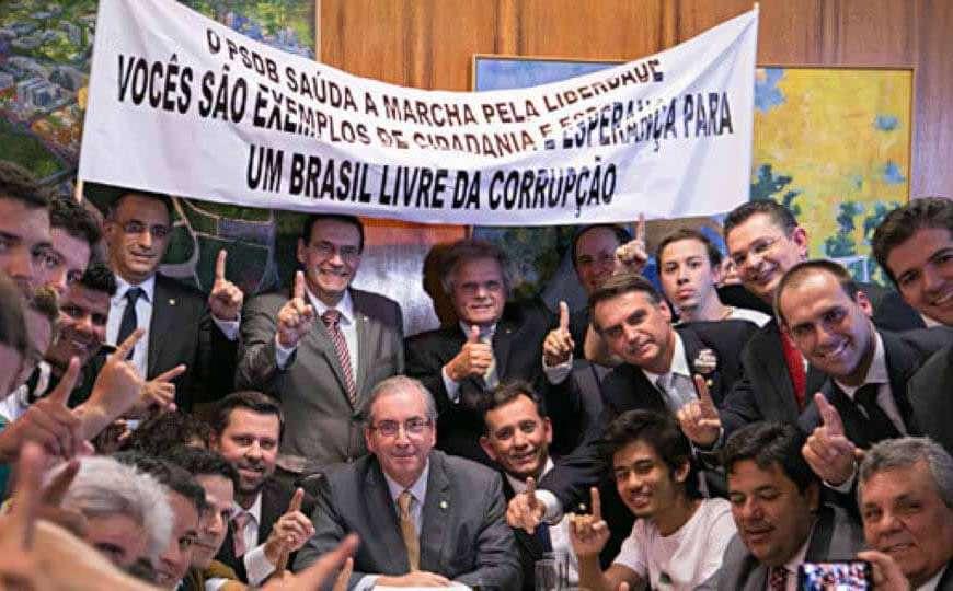 MBL contra Bolsonaro