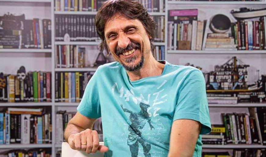Eduardo Bueno diz que Sérgio Reis podia ter morrido