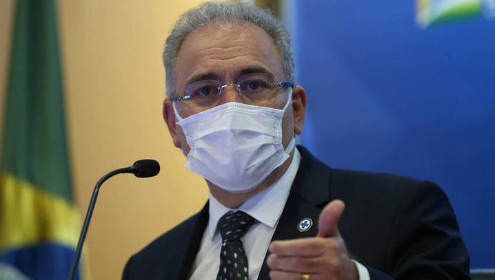 Marcelo Queiroga pede demissão do Ministério da Saúde