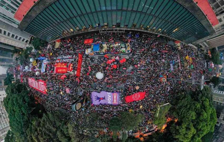 Centrais sindicais convocam novo ato