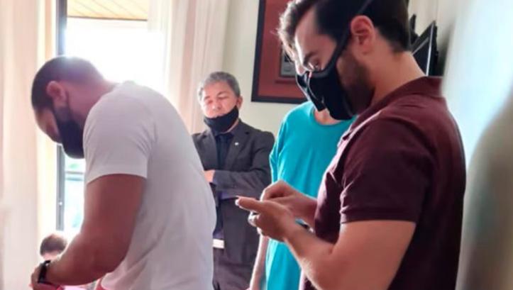 Moraes manda prender blogueiro bolsonarista