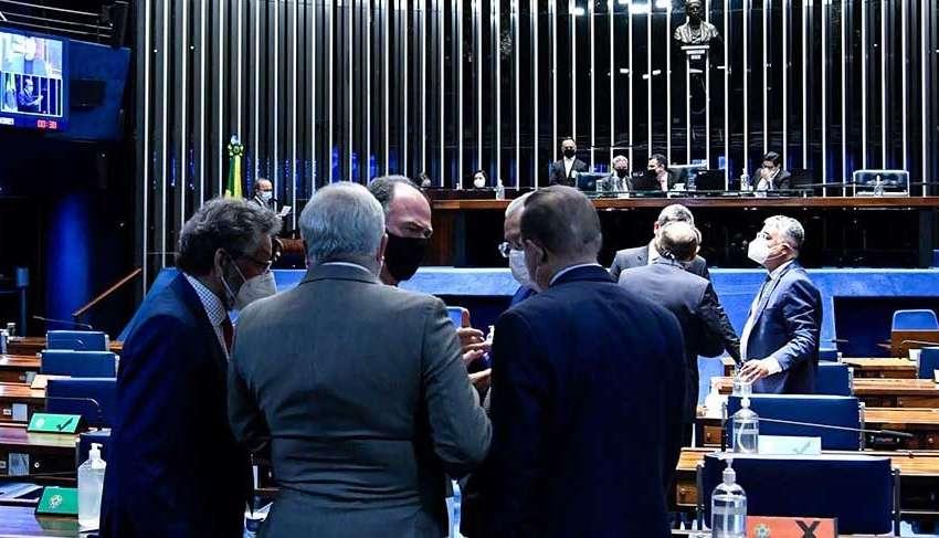 Senado rejeita MP 1045