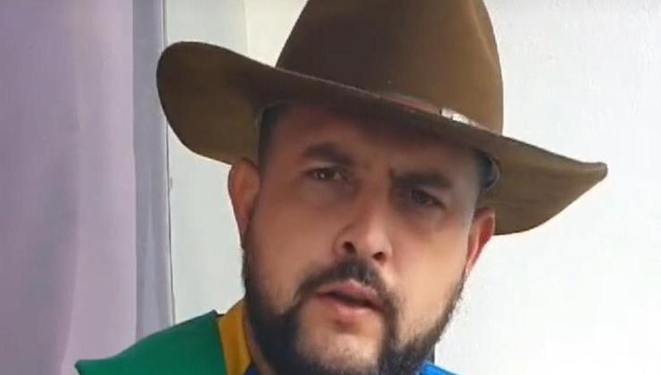 Zé Trovão debocha de Moraes