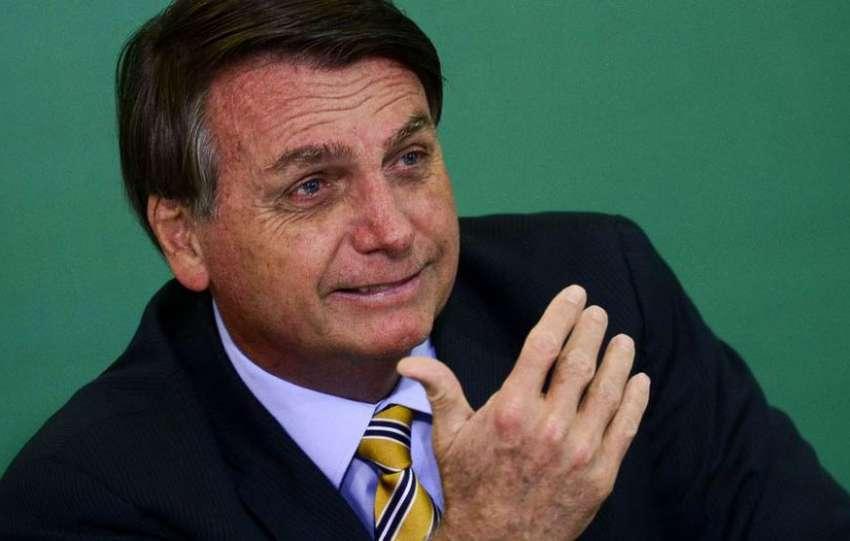Bolsonaro se justifica a apoiadores