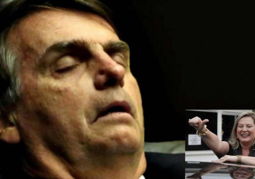 Bolsonaro tem quarto da soneca no Planalto