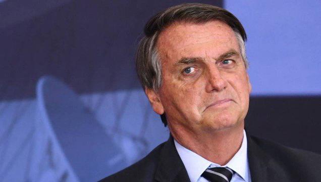 Bolsonaro sobre crise