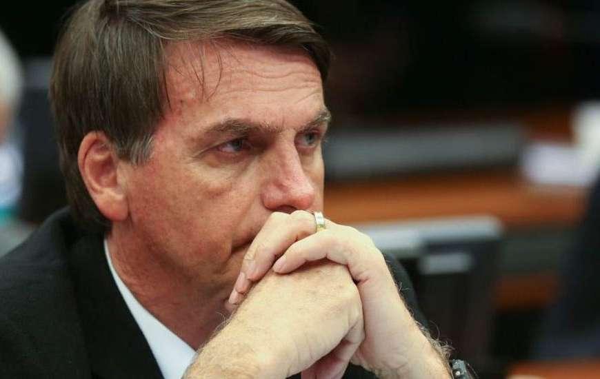 Bolsonaro tomou xeque-mate