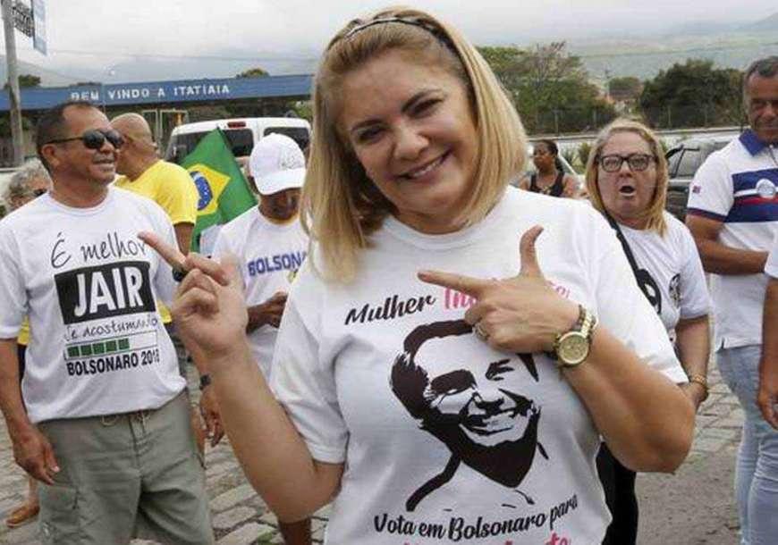 CPI da Covid convoca ex-mulher de Bolsonaro