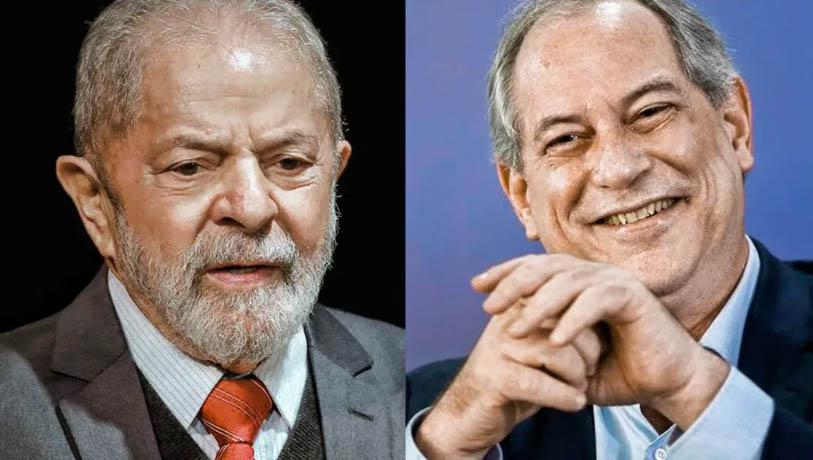 Ciro Gomes dispara e encosta em Lula