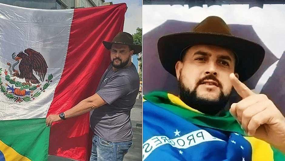 Zé Trovão pede asilo ao México