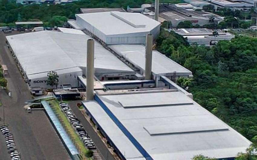 Indústria brasileira despenca em ranking mundial