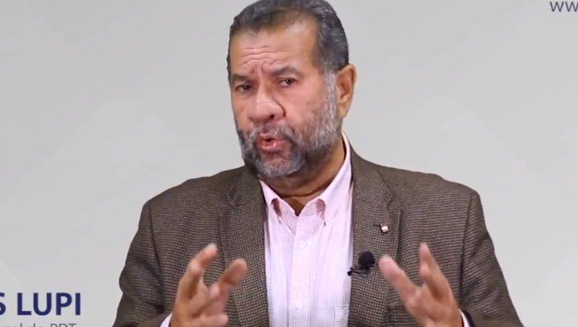 Carlos Lupi e o Ministério do Trabalho
