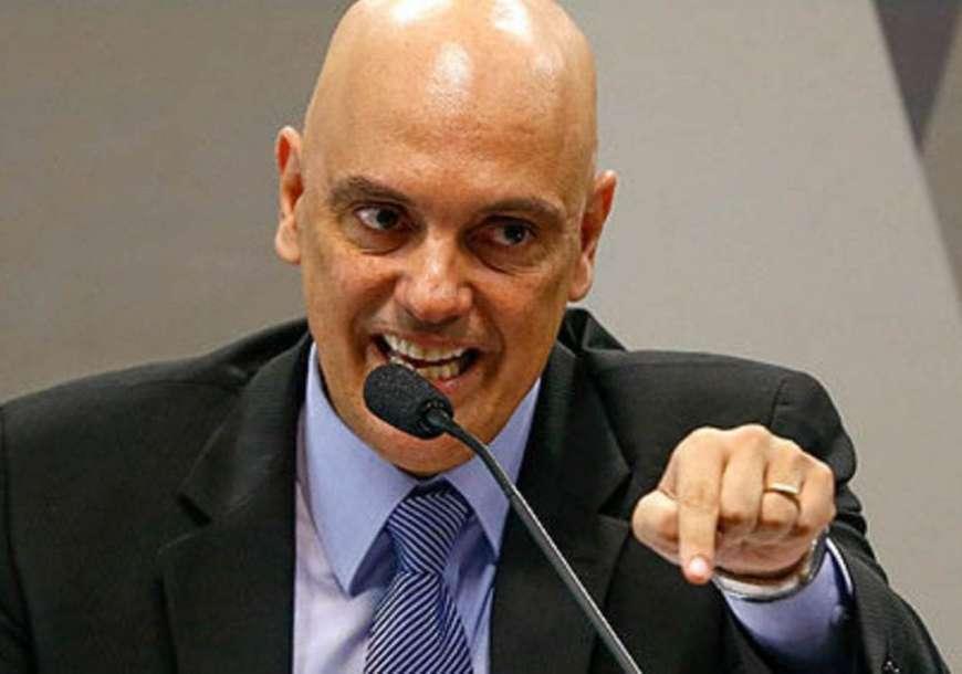 Moraes manda prender ex-PM