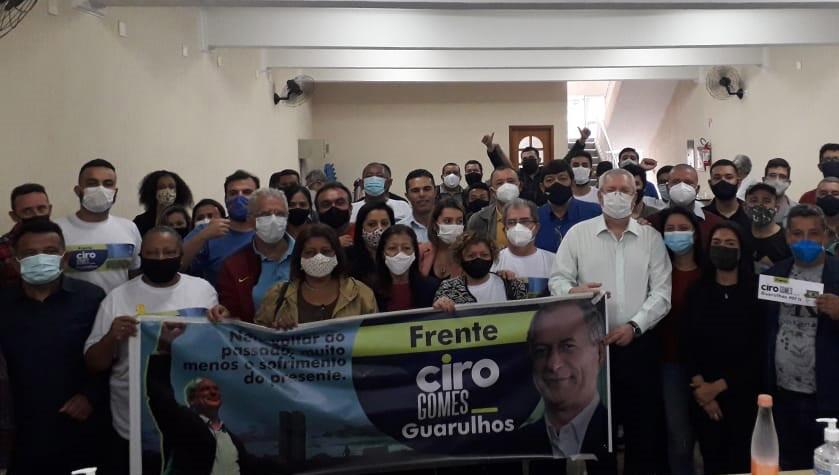 Frente suprapartidária pró-Ciro Gomes