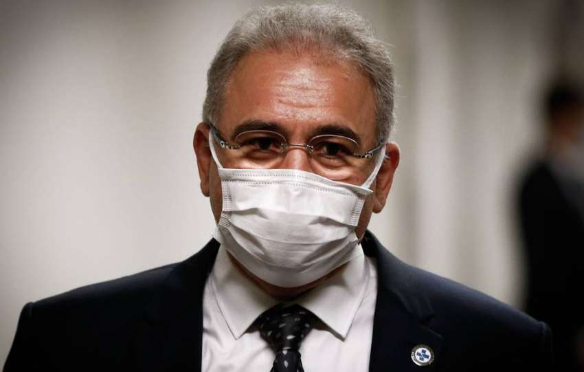 Ministro da Saúde parte pra baixaria