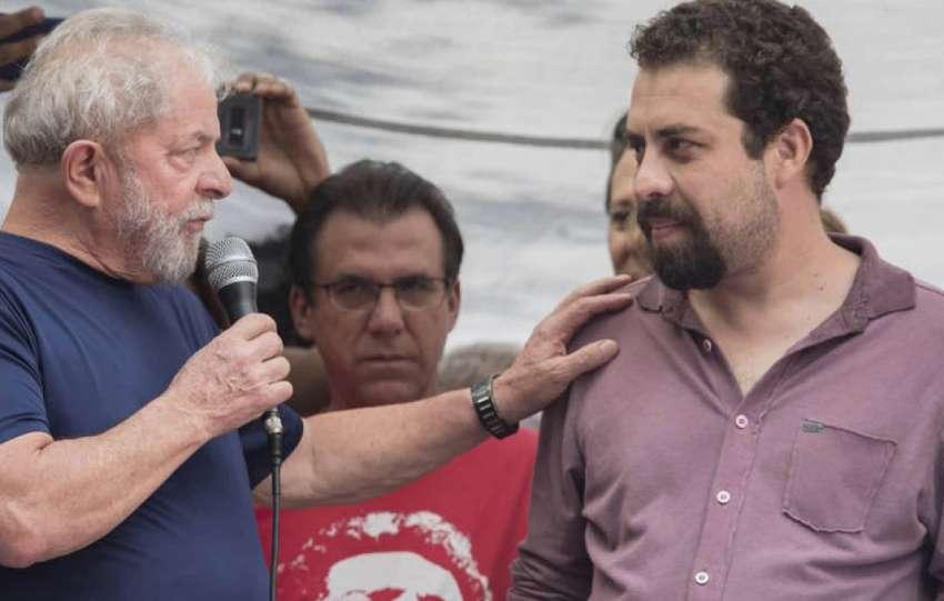 PSOL deve apoiar Lula em 2022