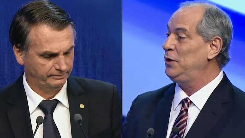 Ciro Gomes mantém aproximação a Bolsonaro