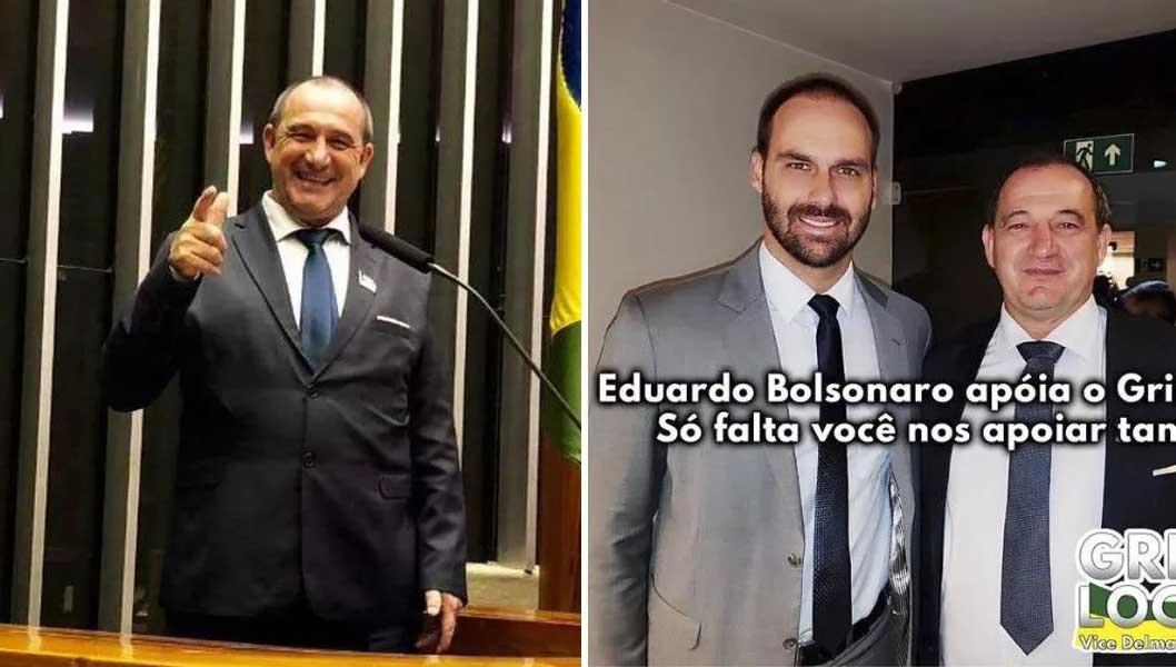 PF prende prefeito bolsonarista com R$ 500 mil