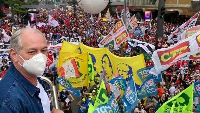 Centrais sindicais prestam solidariedade a Ciro e PDT