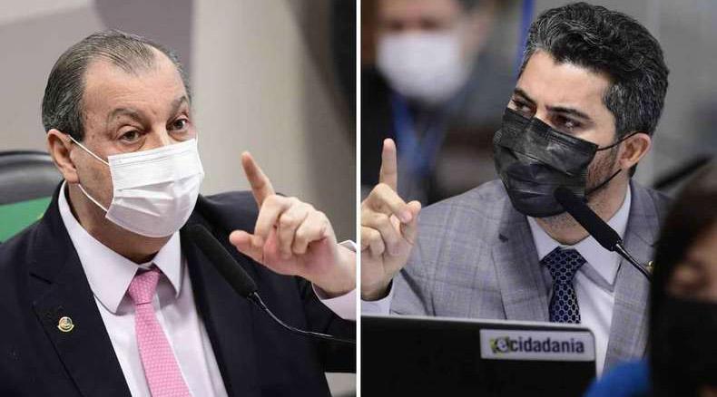 Aziz enquadra Marcos Rogério