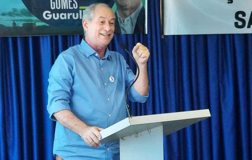 Ciro Gomes anuncia 'ação digital e territorial' do PDT
