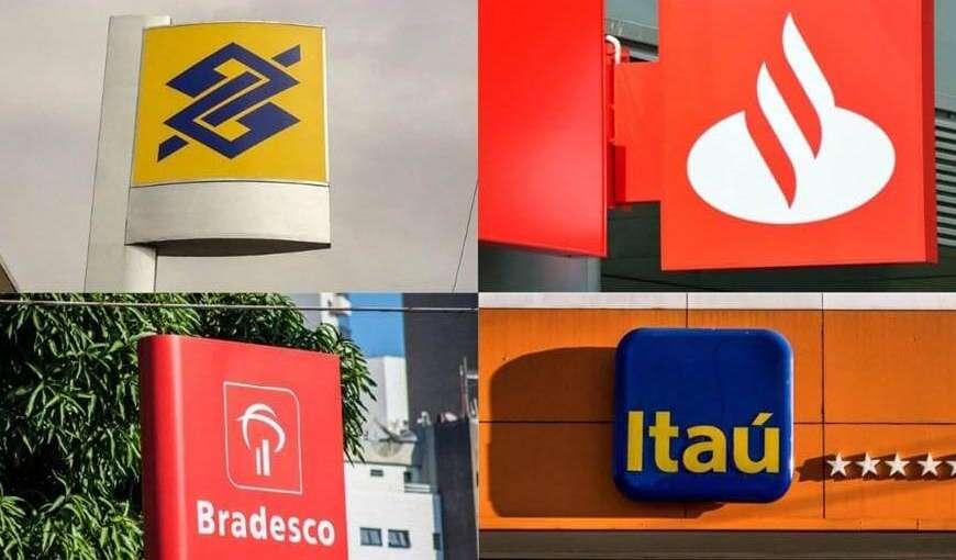 Bancos lucram R$ 60 bilhões em 6 meses no Brasil