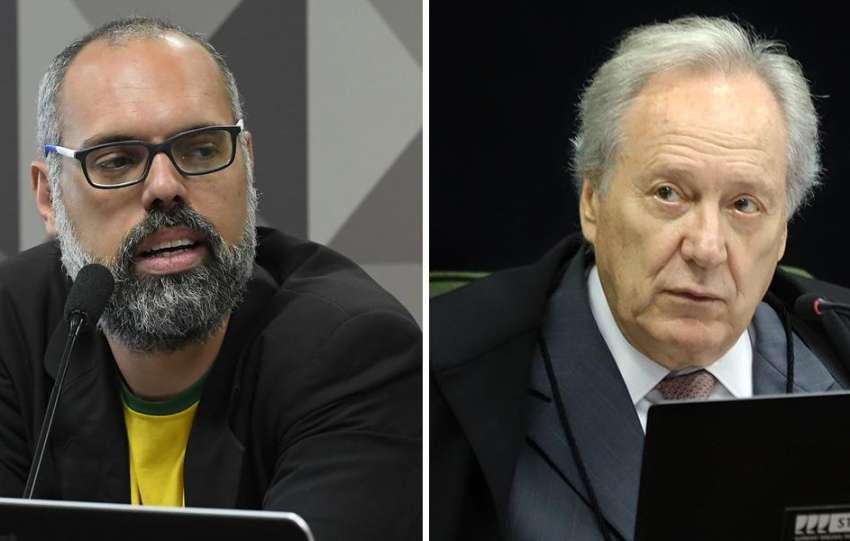 Bolsonarista infiltrada no STF