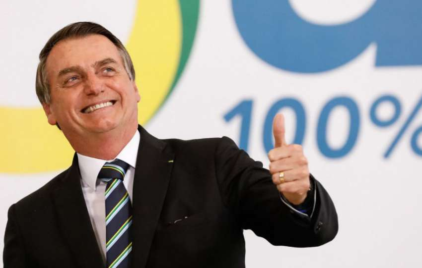 PTB quer Bolsonaro no partido