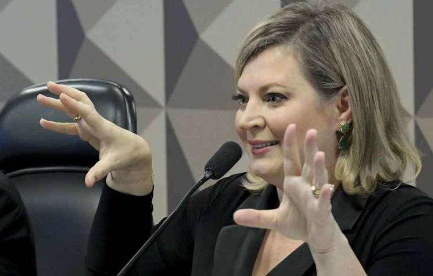 Joice se filia ao PSDB