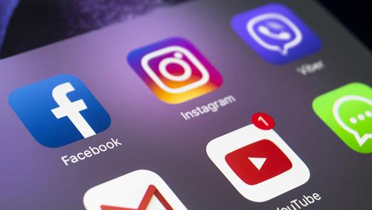 Apagão virtual derruba redes sociais no Brasil