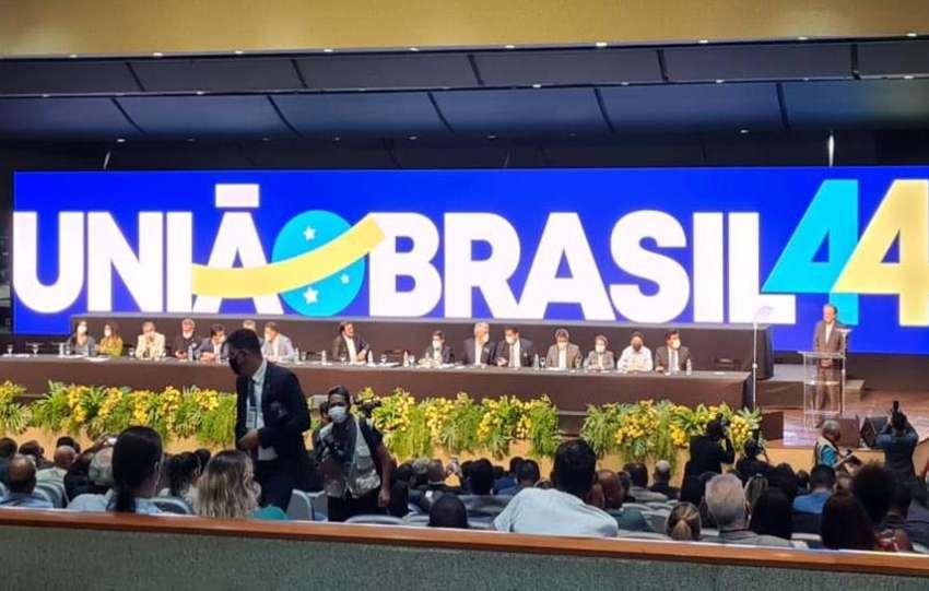 DEM e PSL viram União Brasil