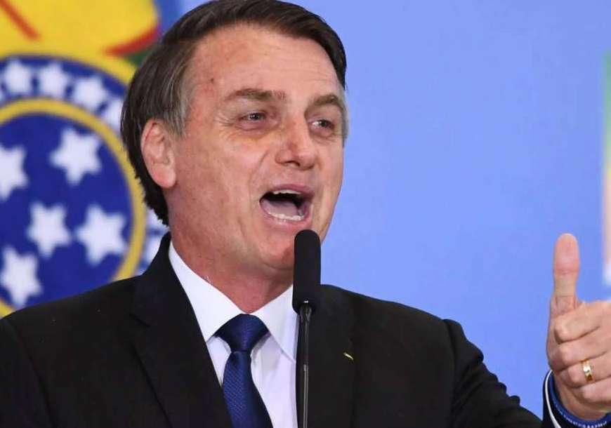 Bolsonaro manda poupar energia
