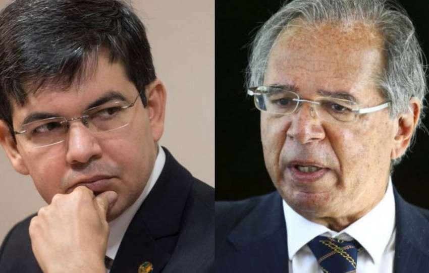 Notícia-crime contra Guedes no STF