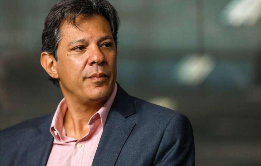 Haddad culpa Dilma e exalta Lula a empresários
