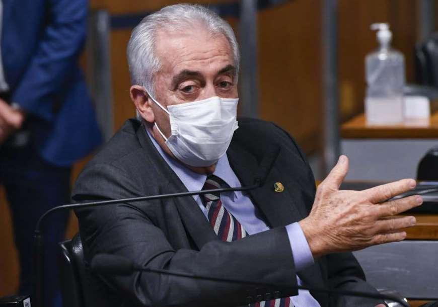 Renan assumiu ter vazado relatório da CPI