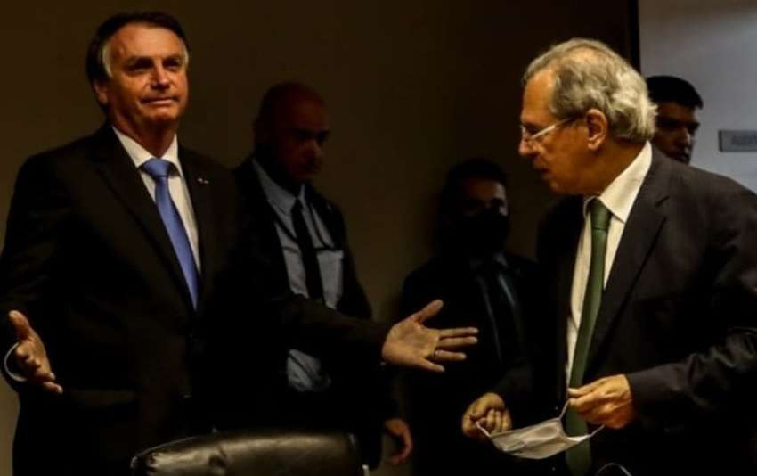 MBL abandona Paulo Guedes