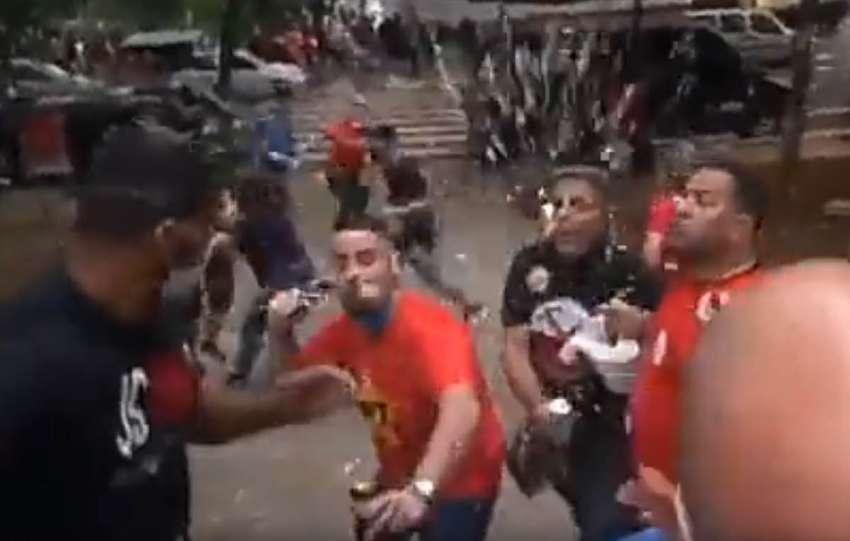 Ciro Gomes sofre emboscada de militantes de Lula