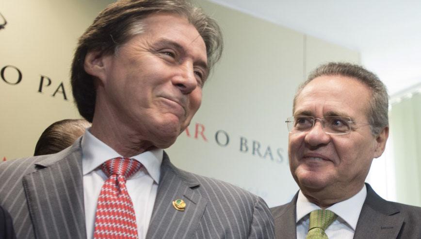 Lula quer MDB comandando Câmara e Senado