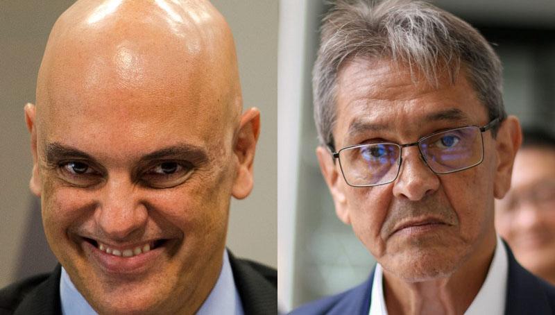 Moraes mantém prisão de Roberto Jefferson