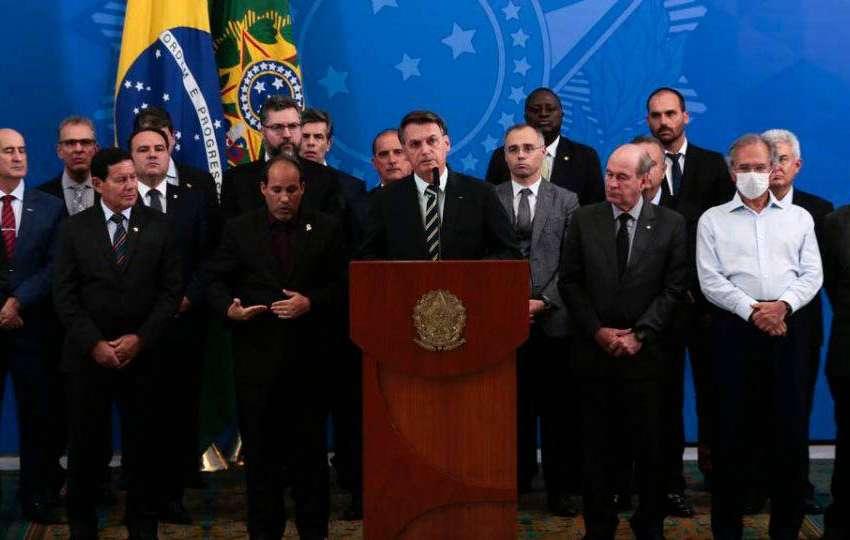 CPI da Covid lavou a alma do Brasil